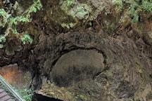 Algar do Carvão - Monumento Natural Regional, Terceira, Portugal