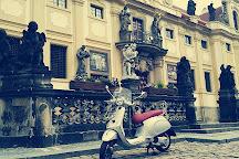 Vespa Story, Prague, Czech Republic