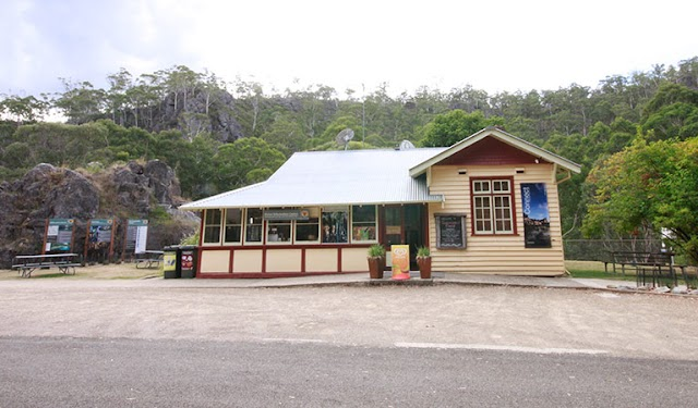 Yarrangobilly Caves Visitor Centre