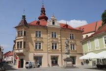 The Minorite Monastery of Saints Peter and Paul, Ptuj, Slovenia