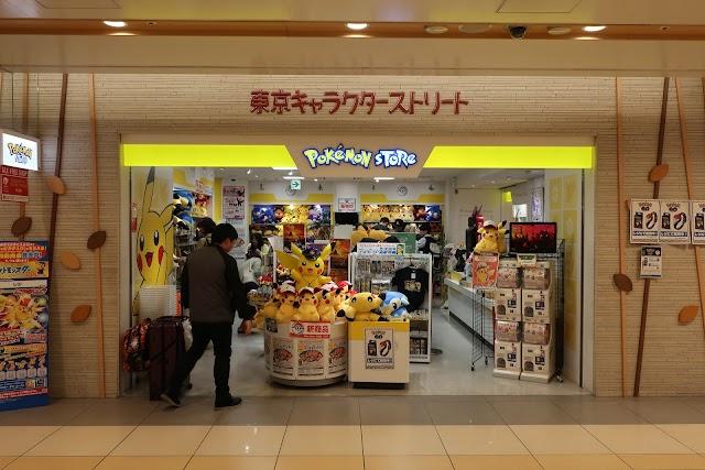 ポケモンストア 東京駅店