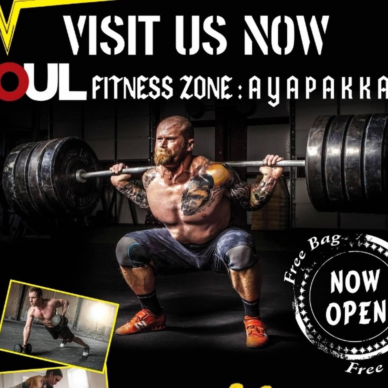Soul Fitness Zone Health Club In Chennai