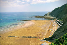 Playa de Itzurun, Zumaia, Spain