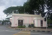 Chinese Museum, Kuching, Malaysia