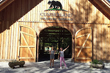 Cumberland Wildpark Tierpark Grunau, Grunau im Almtal, Austria