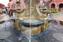 Queen Victoria's Fountain, Melaka, Malaysia