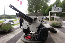 Airborne at the bridge, Arnhem, The Netherlands