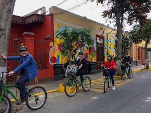 SPECIALIZED KENNEDY - GREEN BIKE premium lima bike tours and rentals 6
