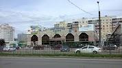 Заволжский рынок, улица Серго Орджоникидзе на фото Ярославля