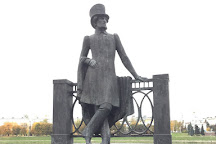 Monument to Alexander Pushkin, Tver, Russia