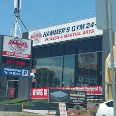 Hammer's 24/7 Fitness and Martial Arts melbourne Australia