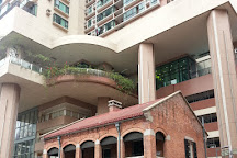 Red Brick Building, Hong Kong, China