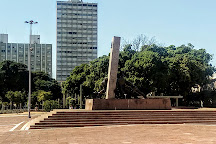 Monument to the 3 Races, Goiania, Brazil