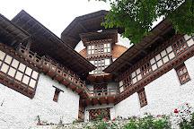 The Tower of Trongsa Museum, Trongsa, Bhutan