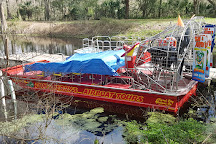 Tom and Jerry's Airboat Rides, Lake Panasoffkee, United States