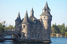 Boldt Castle and Yacht House, Alexandria Bay, United States