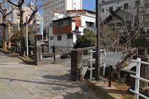 Momotani Bridge, Nagasaki, Japan