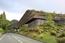 Monte Palace Hotel Ruins, Sete Cidades, Portugal