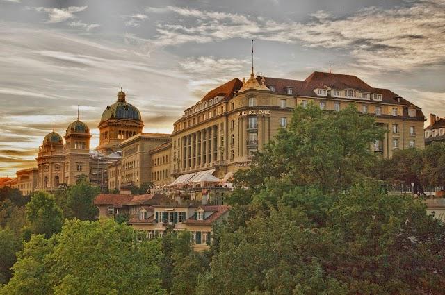 BELLEVUE PALACE Bern