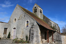 Tombe de Claude Francois, Dannemois, France