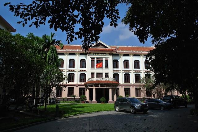 Fine Arts Museum (Bao Tang My Thuat)