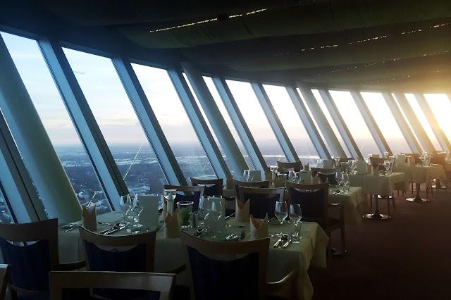Rhine Tower - Düsseldorf