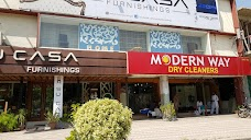 Modern Way Dry Cleaners islamabad Bara Shopping Centre