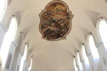 Monastero dei Benedettini, Catania, Italy