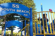 South Beach Recreation Reserve, Fremantle, Australia