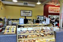 Tillamook Cheese Factory, Tillamook, United States