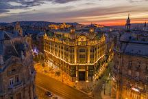 Parisi Udvar, Budapest, Hungary