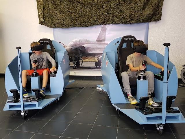 easy Flight Simulation Aérienne