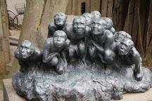 ASAKURA Museum of Sculpture, Taito, Yanaka, Japan