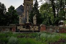 Peterskirchhof, Frankfurt, Germany