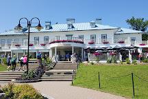 Parc de la Chute-Montmorency, Quebec City, Canada