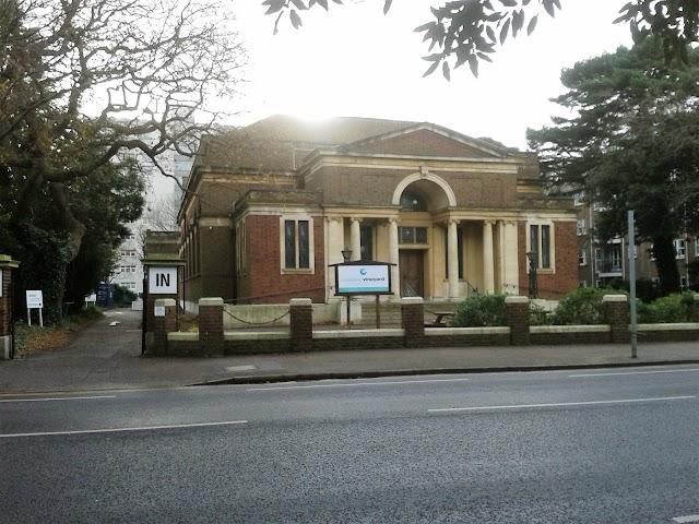 Meyrick Hall