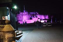 The Royal Mile, Edinburgh, United Kingdom