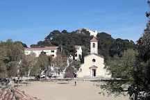 Eglise Saint-Anne, Porquerolles Island, France