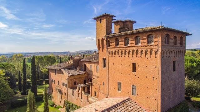 Soc Agricola Castello di San Fabiano