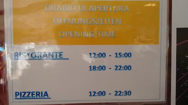 Restaurant - Pizzaria