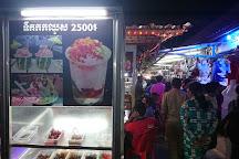 Kampot Night Market, Kampot, Cambodia