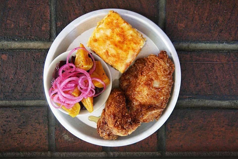 Beasley's Chicken + Honey