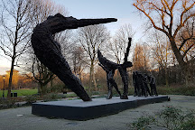 National Slavery Monument, Amsterdam, The Netherlands