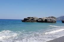 Chiliadou Beach, Paralia Chiliadou, Greece