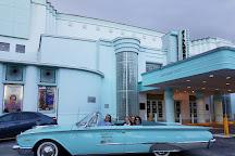 City Tour in an Antique Car, Miami Beach, United States