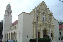 St. Joseph Church and Gardens, Gretna, United States