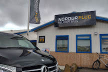 Nordurflug Helicopter Tours, Reykjavik, Iceland