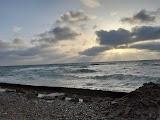 Пляж Высокий Берег Малая Бухта в Анапе