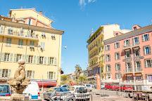 Vieille Ville, Nice, France