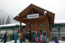 Whitewater Ski Resort, Nelson, Canada